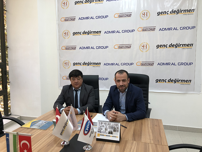 Gmach continues its successful journey in Central Asia_1