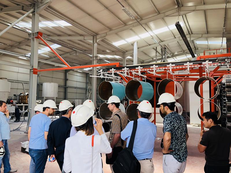 Kazakhistan Industry Development Center Visit._1
