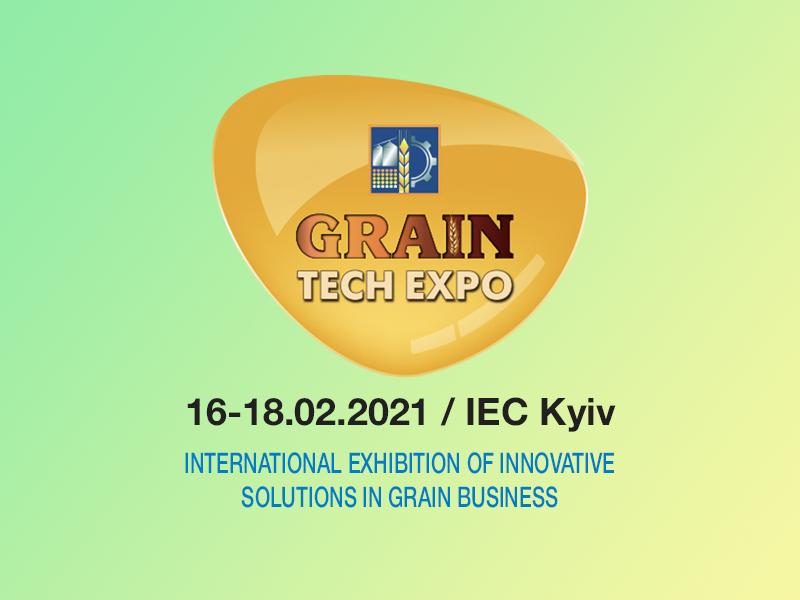 """Gmach at """"Grain Tech Expo""""._1"""