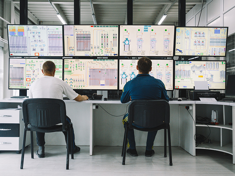 Automation et les systèmes de contrôle PLC