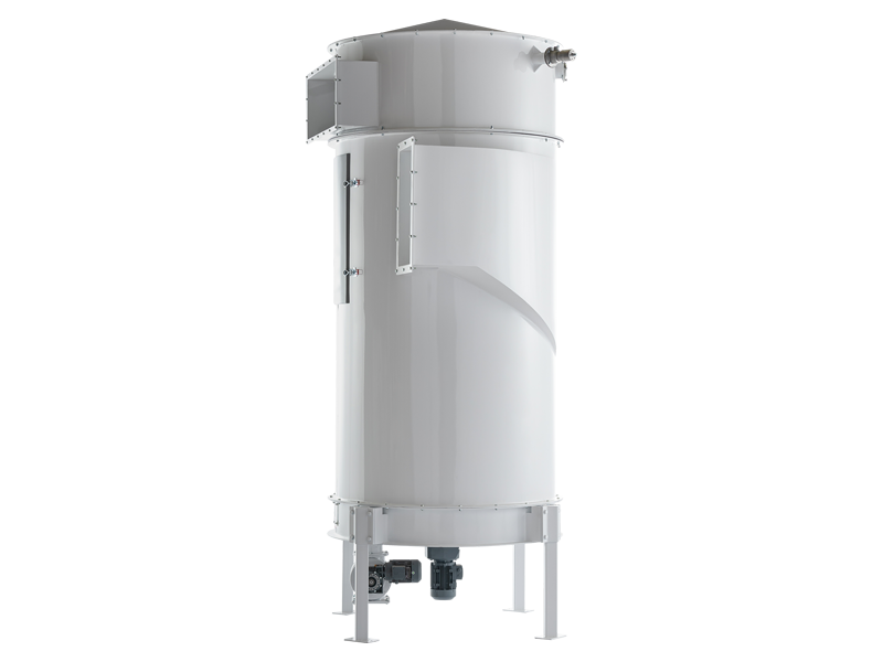 High Pressure Air Filter (Conical Bottom)2
