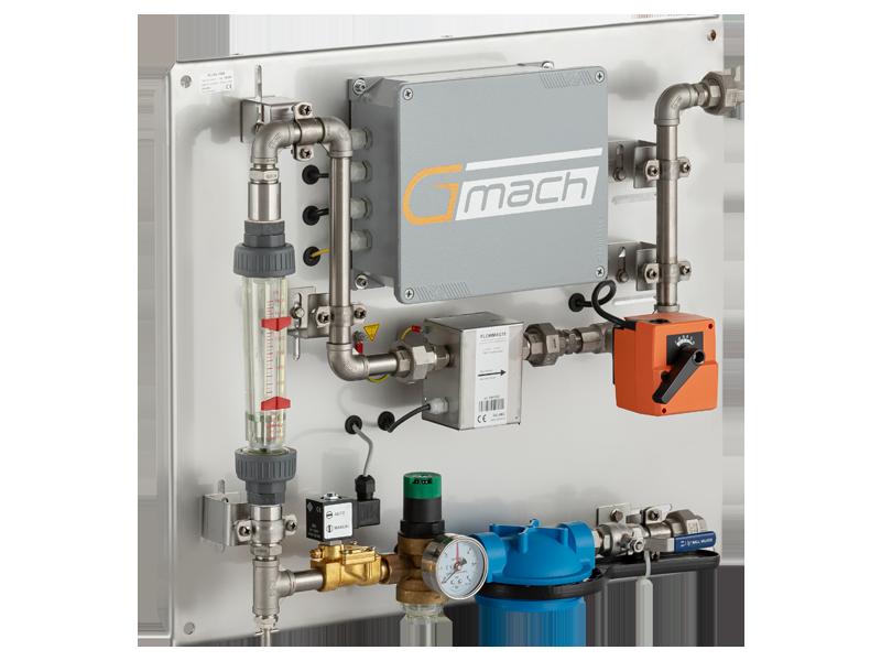 Celmec Dampening System2