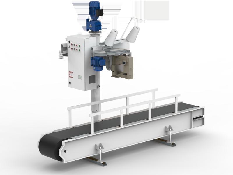 Шестистанционный Весовыбойный Аппарат Карусельного Типа с Двухступенчатым Взвешиванием, Для Муки8