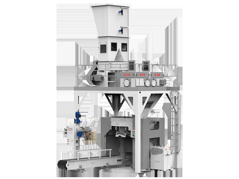 Четырехстанционный Весовыбойный Аппарат Карусельного Типа С Двухступенчатым Взвешиванием, Для Муки1