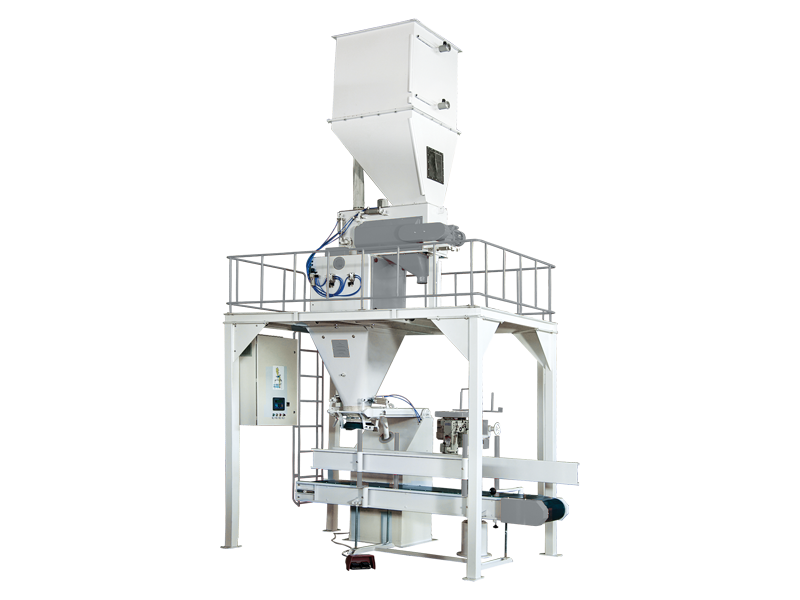 Bran Bagging Machine With Single Weigh Hopper & Single Station1